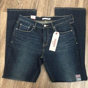 👖women's Levis Jeans 👖 bootcut 👖